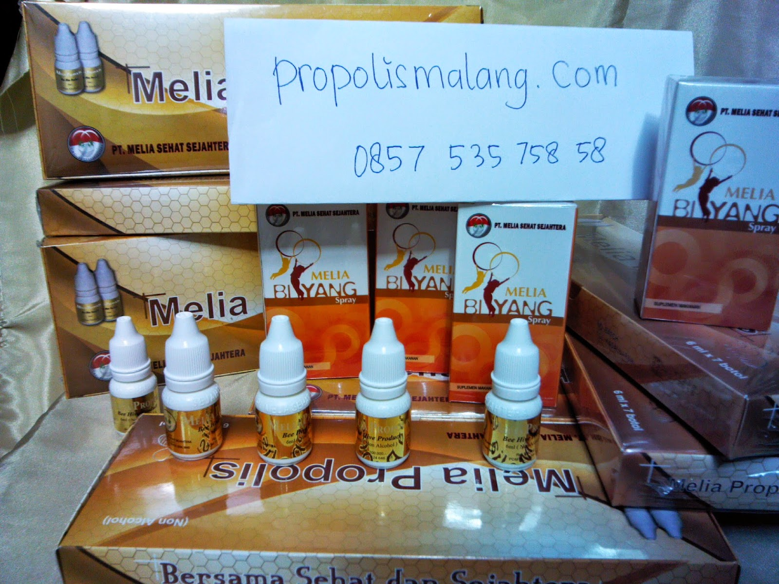 propolis melia sejahtera