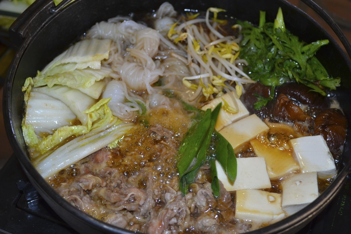 little japan mama : Sukiyaki Recipe (Kansai style)