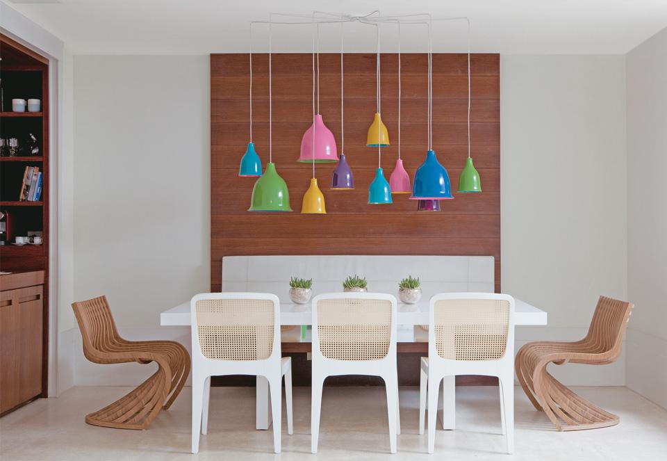 Banco Para Mesa De Sala De Jantar ~ Oficina de Arquitetura Banco na sala de jantar