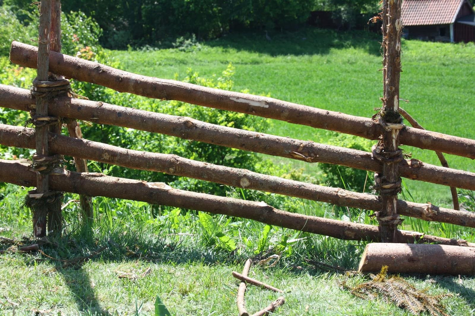 Gärdsgård-en gammal konst | Källaren till tomten