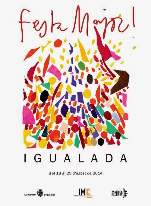 Festa Major d'Igualada 2014