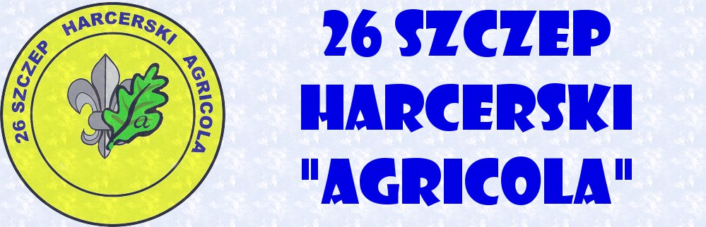 "26 Szczep Harcerski ""Agricola"""
