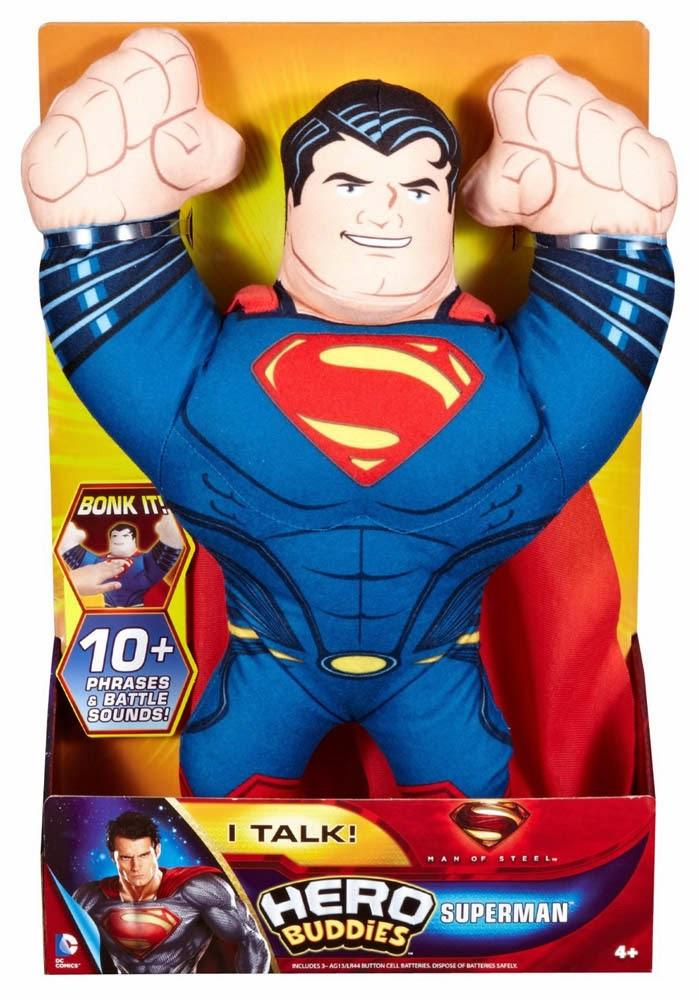 Peluche Superman con Sonido