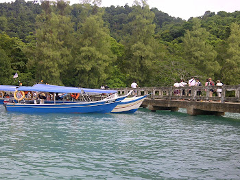 Langkawi Island Hopping Tour - PART 3 (Last destination of Island Hopping)
