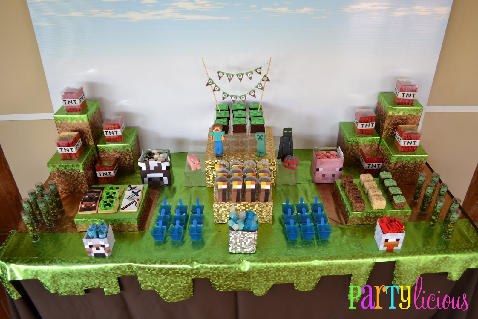 Minecraft Bday Invitations with awesome invitations ideas