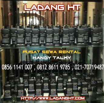 Tempat Sewa HT Rental HT - Handy Talky