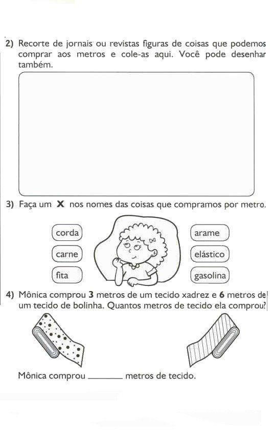 Blog educa o de valor atividades medidas de comprimento for Espejo de 1 metro por 2 metros