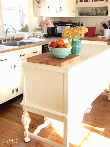 Cottage Kitchen Color Ideas