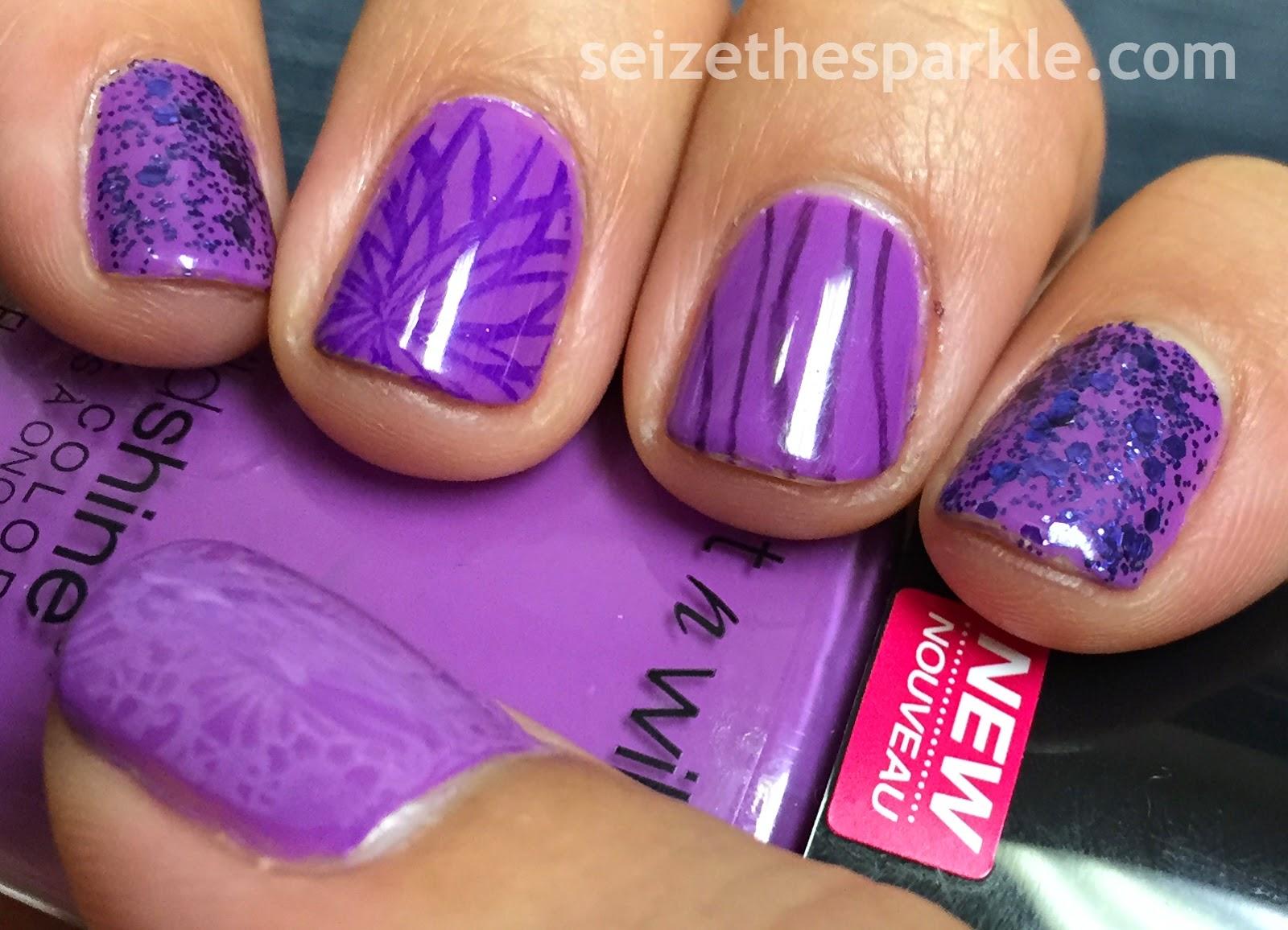 Monochromatic Manicure