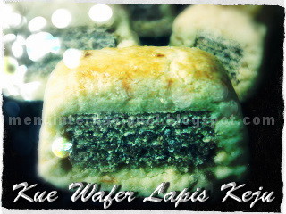 Kue Wafer Lapis Keju Special