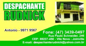Desoachante Rudnick