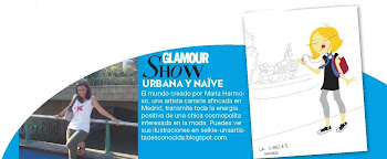 RESEÑA EN GLAMOUR
