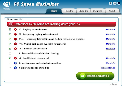 PC Speed Maximizer License Key Free Giveaway