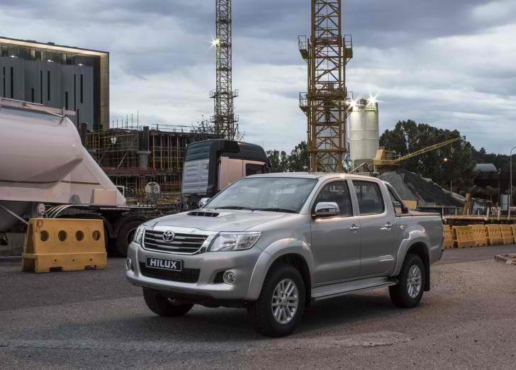 Toyota 2.5L Hilux - An All Around Pick-up Truck