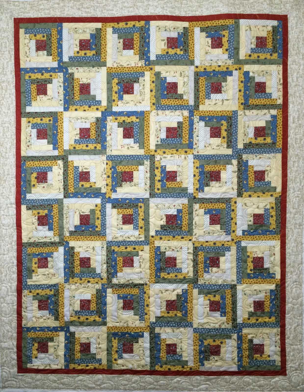 Betsy Garner's Quilt to a Friend