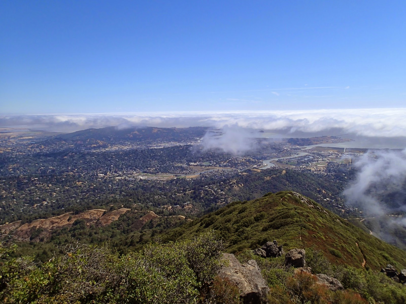 West Coast Adventure East Peak Trail