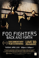 Foo Fighters: Back And Forth (2011) online y gratis