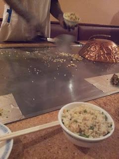 Restaurant Japonais - Teppanyaki - Les Marches d'Elodie