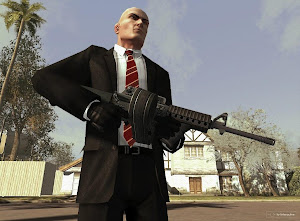 Screen Shot Of Hitman Blood Money (2006) Full PC Game Free Download At Downloadingzoo.Com