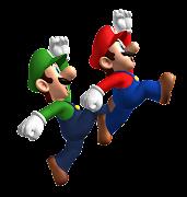 Render Super Mario