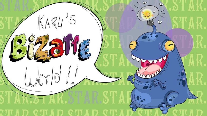 Karu's Bizarre World