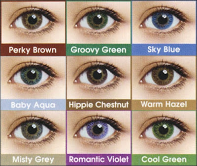 Freshkon Colors Fusion Contact Lens Promotion