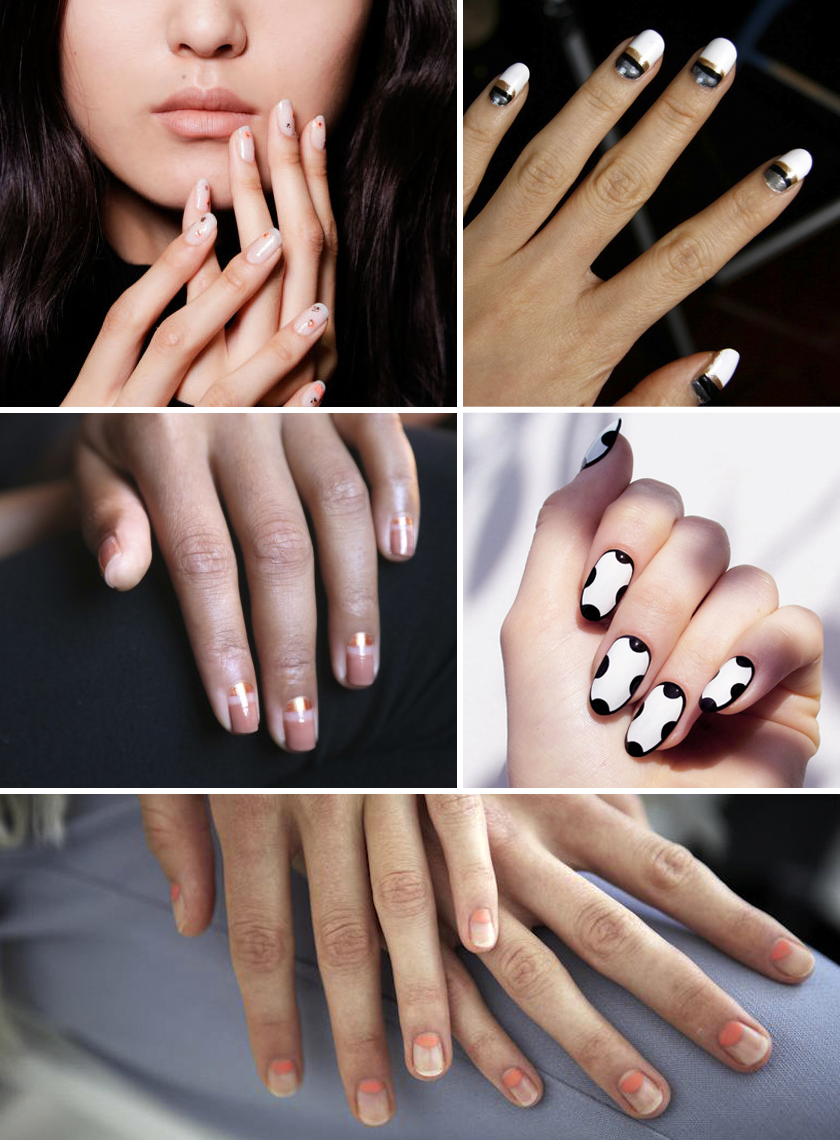 Modern Nails Trends 2015 Images - Nail Paint Ideas - microskincareinc.us
