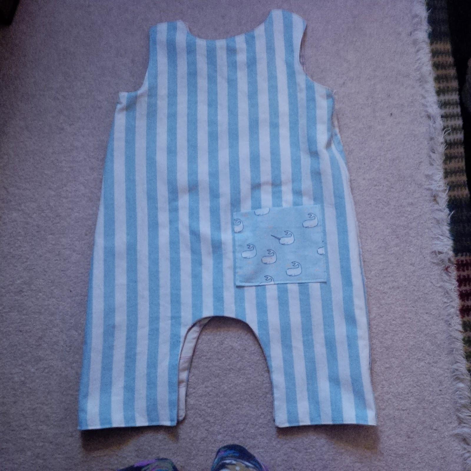 Free Baby Dungaree Pattern ✓ Labzada Blouse