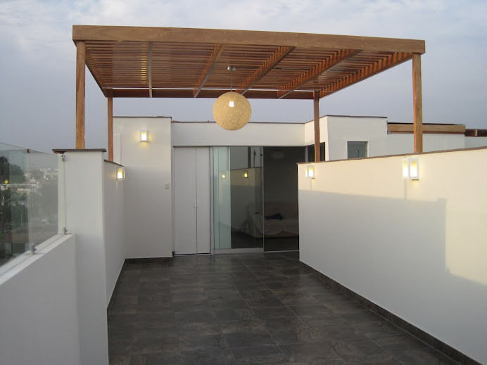 terrazas y pergolas