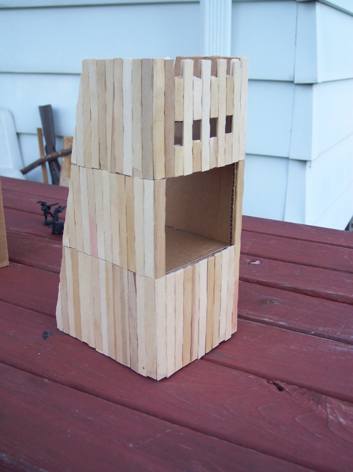 how to make a tower