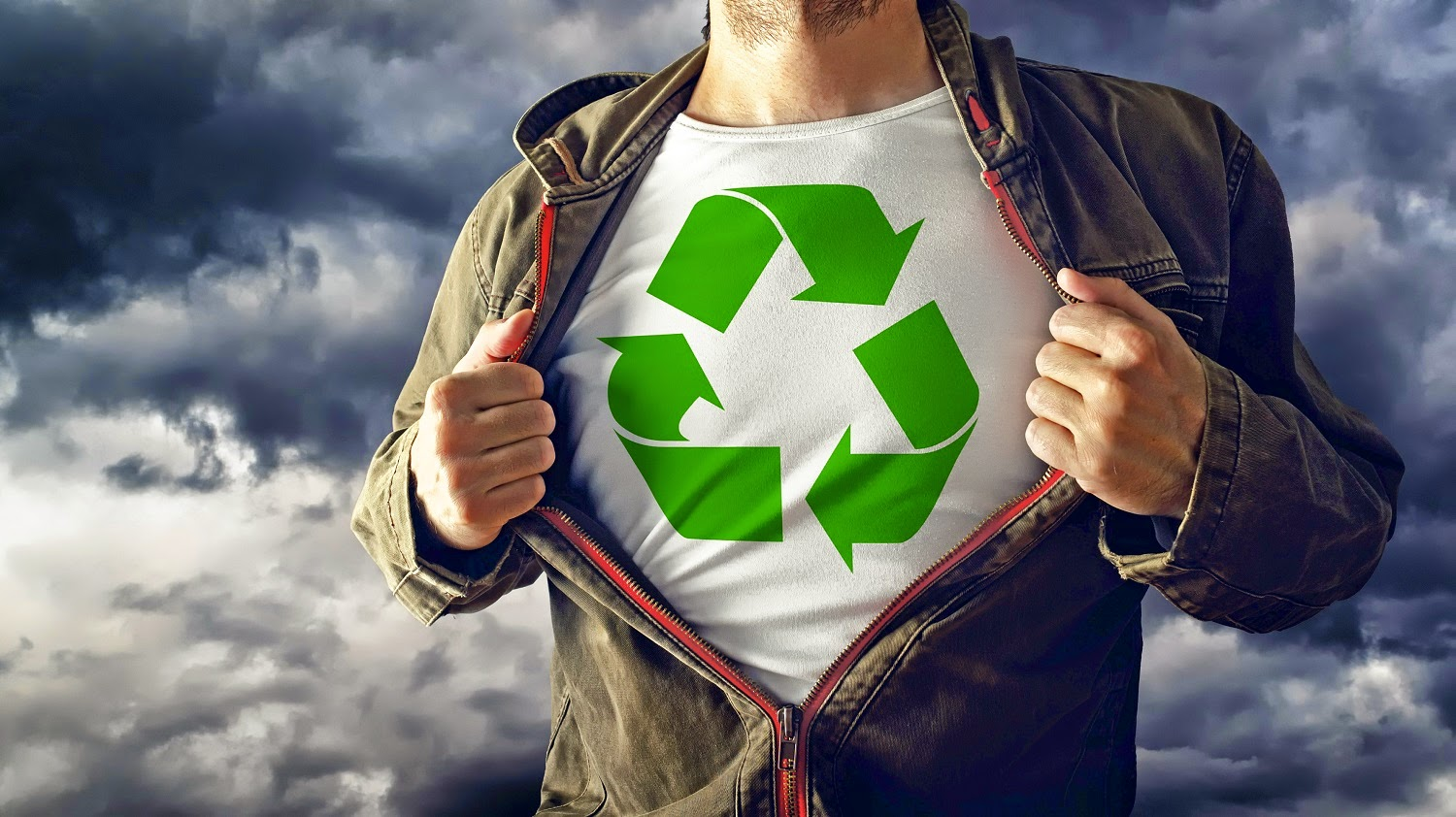 Going green is a great idea - Frederick Achom Blog