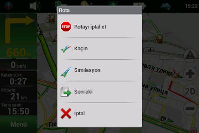 Navitel Android Türkçe