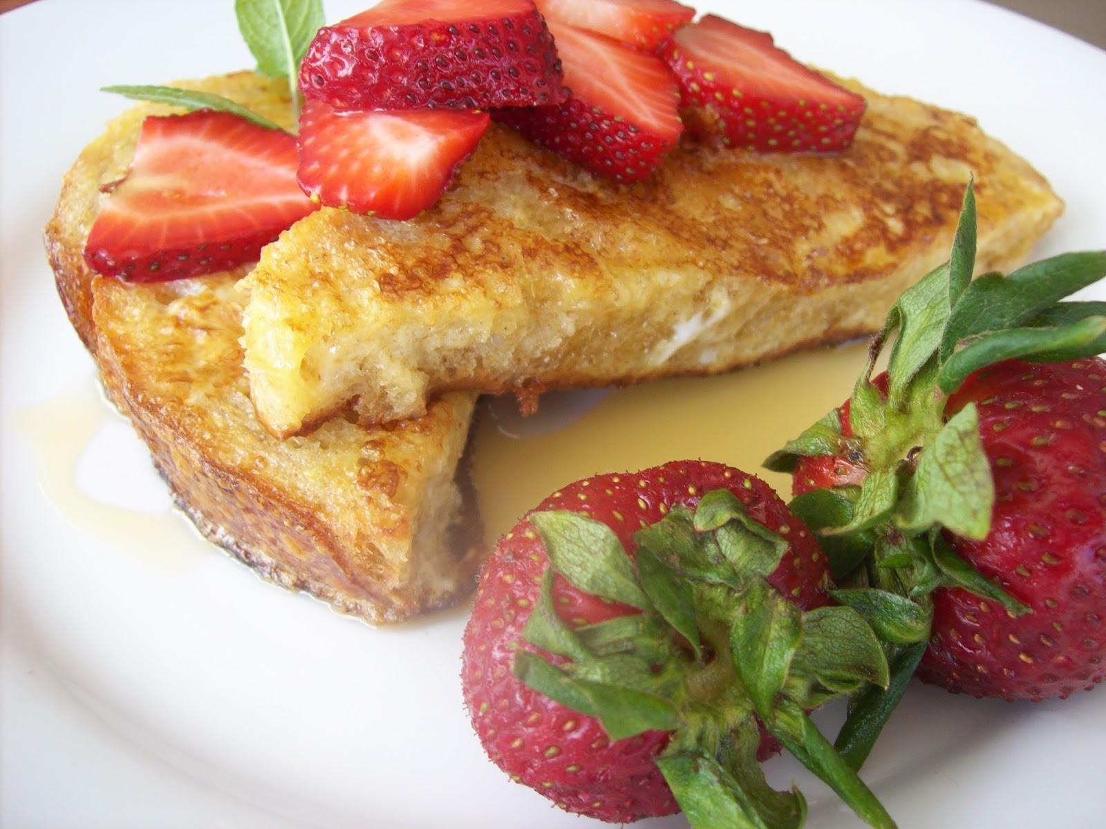 "Napa Farmhouse 1885™: who wants our ""farmhouse french toast"" recipe?"