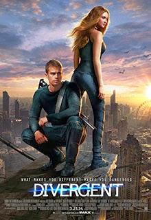 Divergent Movie Poster 2014