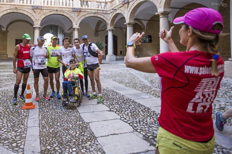 XXII Maratona di Palermo 2016