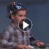 Mira la reacción de este niño al no poder mentir, porque cree que tiene una máquina de la verdad