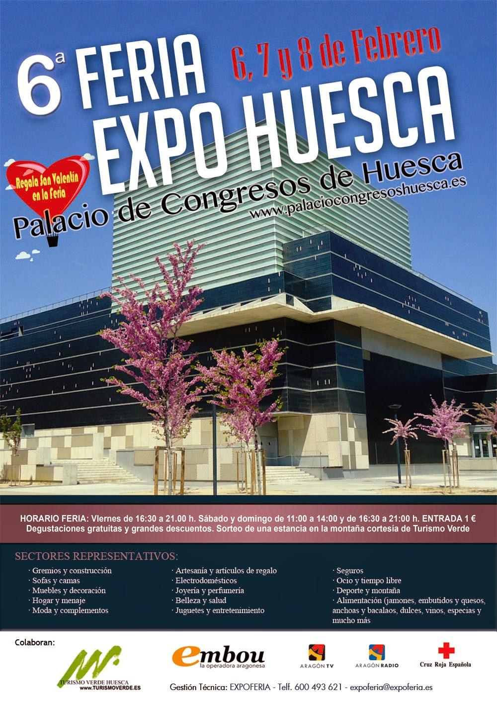 6 feria expo huesca la magia de huesca - Electrodomesticos huesca ...