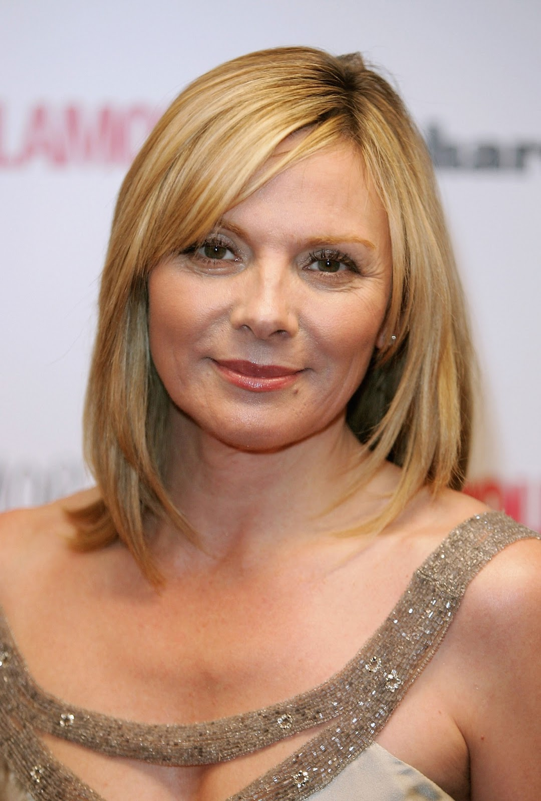 Kim Cattrall - Hollywood Actress Style Kim Cattrall