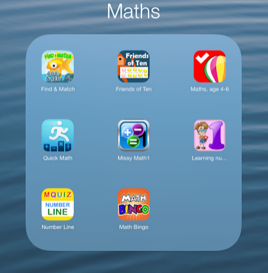 maths apps
