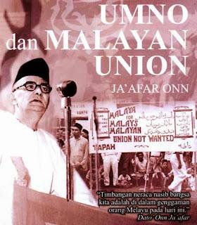 Malayan Union Dan Persekutuan Tanah Melayu