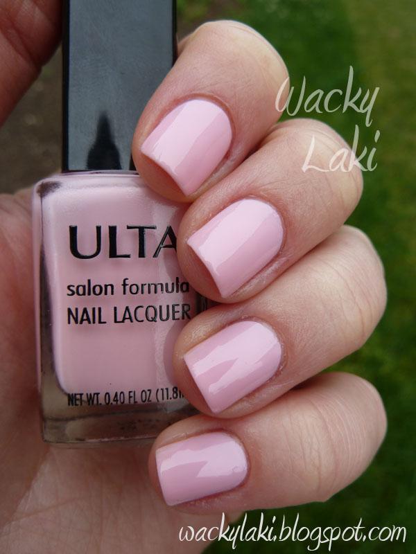 Wacky Laki: Ulta Encore Pink... an Encore...