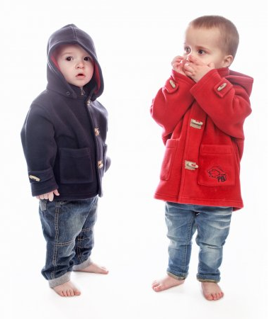 Boo Roo and Tigger Too: Little Casa - Paddington Bear Duffle Coat