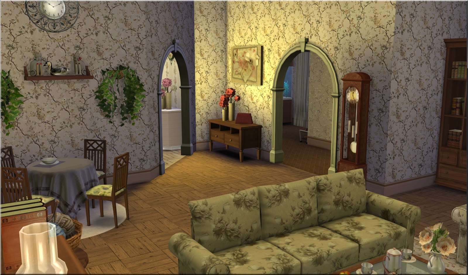 Arda Sims Sweet Home