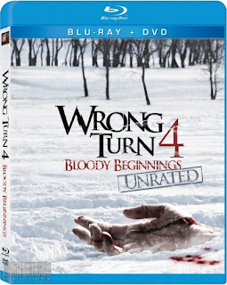 Wrong Turn 4: Bloody Beginnings Movie Poster