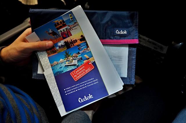 cestovní doklady // travel documents