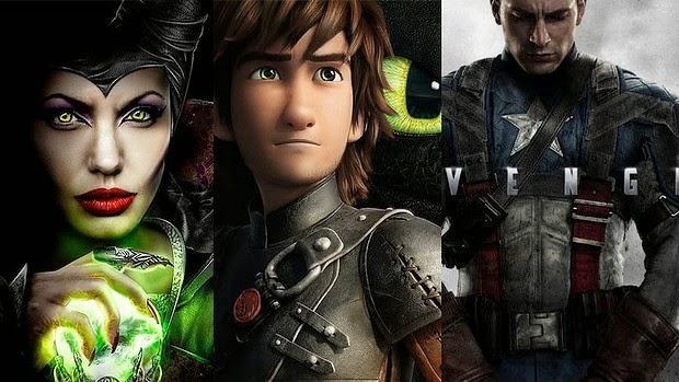 Top kids' movies coming out on 2014 List with Reviews - part 1-Blu ...