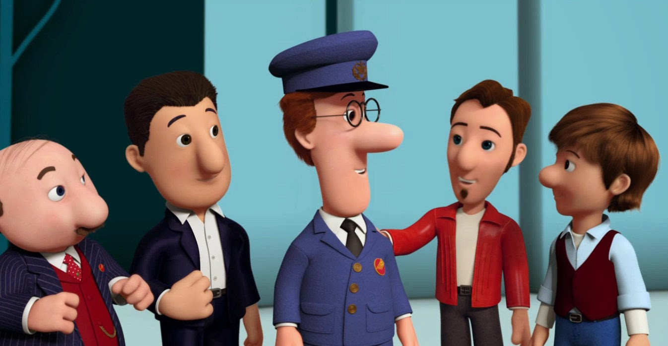 VIDEO New Trailer For Postman Pat