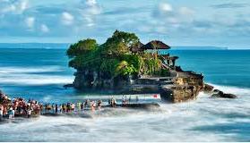 Bali, salah satu tujuan wisata di Indonesia yang telah terkenal hingga mancanegara