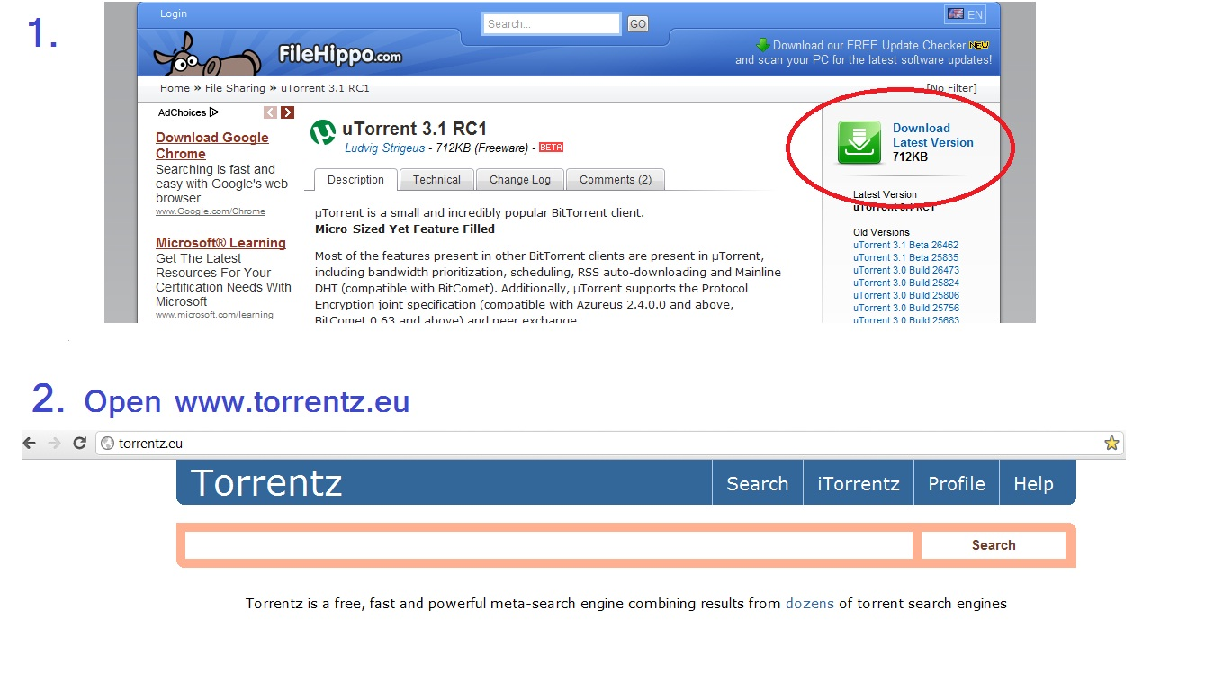 Torrent Search  TorrentSeeker