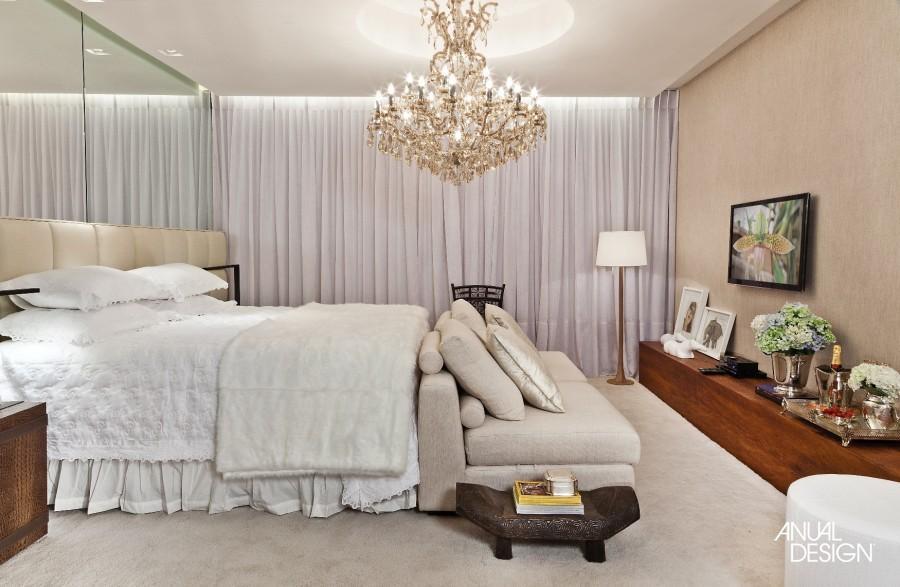 Construindo Minha Casa Clean 30 Quartos de Casal  ~ Ver Lustre Para Quarto